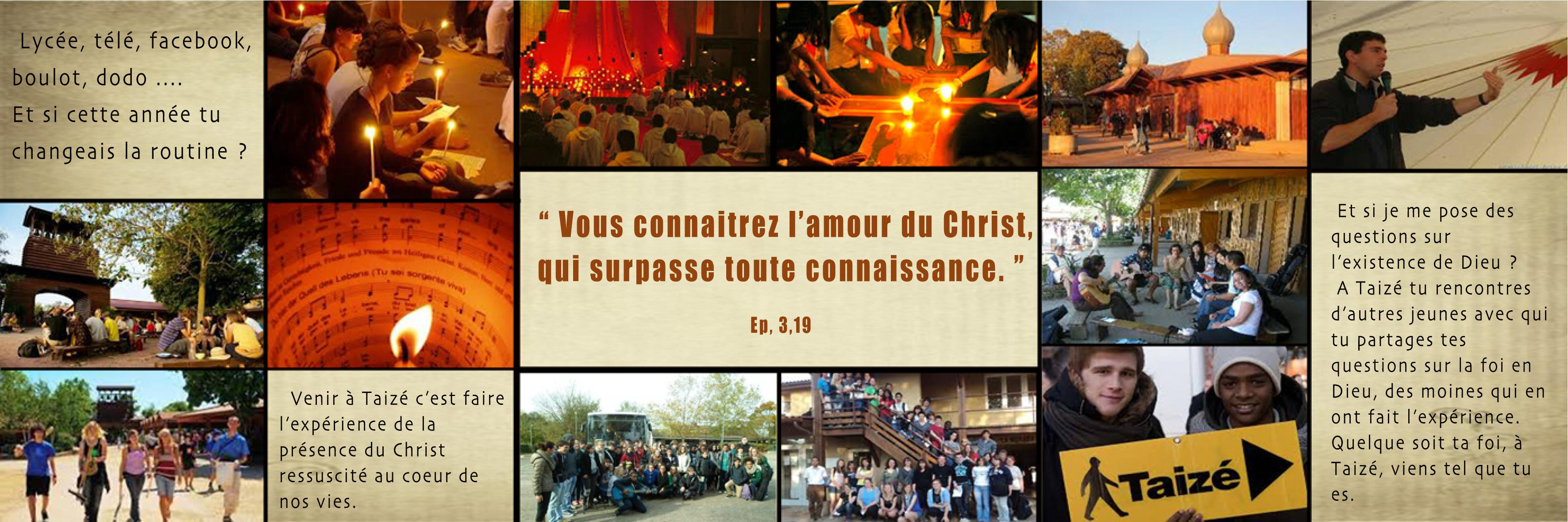 taizé 2017 flyer